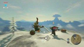 Screenshot på The Legend of Zelda Breath of the Wild