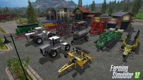 Screenshot på Farming Simulator 17 Official Expansion Big Bud