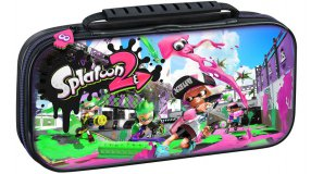 Screenshot på Nintendo Switch Splatoon 2 Deluxe Travel Case Svart