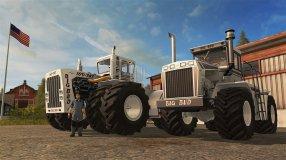 Screenshot på Farming Simulator 17 Official Expansion 2