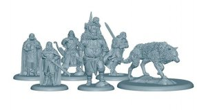 Screenshot på A Song of Ice and Fire Tabletop Miniatures Game Stark Heroes I