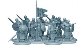 Screenshot på A Song of Ice and Fire Tabletop Miniatures Game Stark Sworn Swords