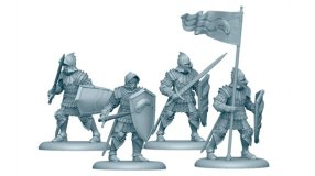 Screenshot på A Song of Ice and Fire Tabletop Miniatures Game Tully Sworn Shields