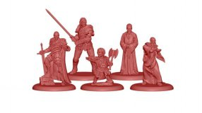 Screenshot på A Song of Ice and Fire Tabletop Miniatures Game Lannister Heroes I