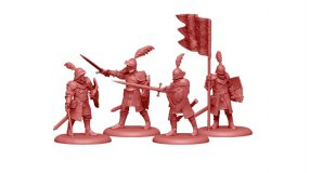 Screenshot på A Song of Ice and Fire Tabletop Miniatures Game Lannister Guardsmen