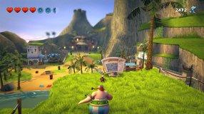 Screenshot på Asterix & Obelix XXL 2 Collectors Edition