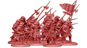 Screenshot på A Song of Ice and Fire Tabletop Miniatures Game Lannister Halberdiers