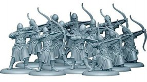 Screenshot på A Song of Ice and Fire Tabletop Miniatures Game Stark Bowmen