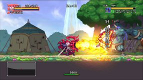 Screenshot på Dragon Marked for Death Launch Edition