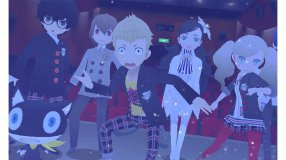 Screenshot på Persona Q2 New Cinema Labyrinth Launch Edition