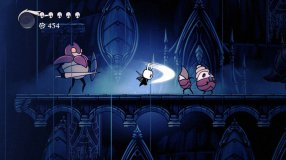 Screenshot på Hollow Knight (inkl. Hollow Knight Pin)