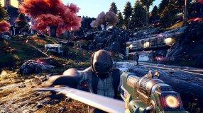 Screenshot på The Outer Worlds