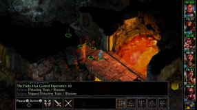 Screenshot på Baldurs Gate Enhanced Edition
