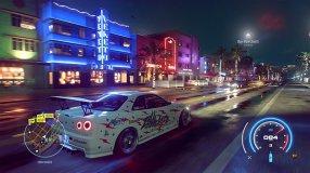 Screenshot på Need For Speed Heat