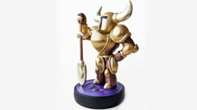 Screenshot på Nintendo Amiibo Shovel Knight Collection (Treasure Trove Gold)