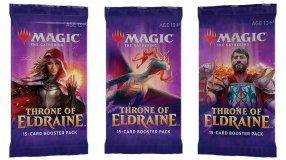 Screenshot på Magic Throne of Eldraine Booster Display