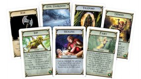 Screenshot på Talisman the Magical Quest Game Revised 4th Edition