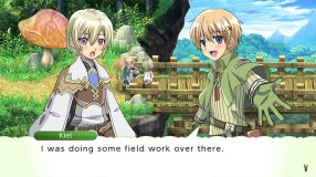 Screenshot på Rune Factory 4 Special