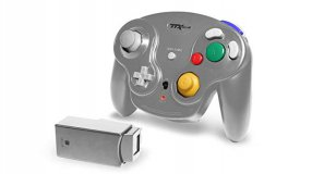 Screenshot på TTX Tech Wavedash Wireless Gamecube Controller Silver