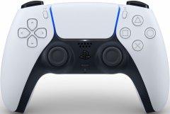 Screenshot på Sony Playstation 5 Trådlös DualSense Handkontroll Vit/Svart