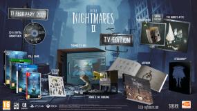 Screenshot på Little Nightmares II (2) TV Edition (inkl. Förbokningserbjudande)