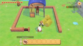 Screenshot på Story of Seasons Pioneers of Olive Town