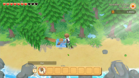 Screenshot på Story of Seasons Pioneers of Olive Town Deluxe Edition (inkl. Buffy Plushie)