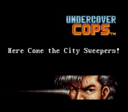 Screenshot på Undercover Cops Standard Edition