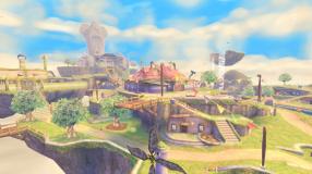 Screenshot på The Legend of Zelda Skyward Sword HD (Bergsala UK4)