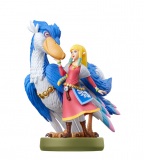Screenshot på Nintendo amiibo Zelda Collection (Zelda & Loftwing) - Leverans Oktober 2021
