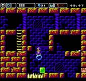 Screenshot på Alwas Awakening NES Collectors Edition