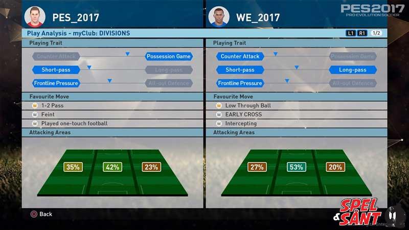 Pro Evolution Soccer 2017 [XOne]