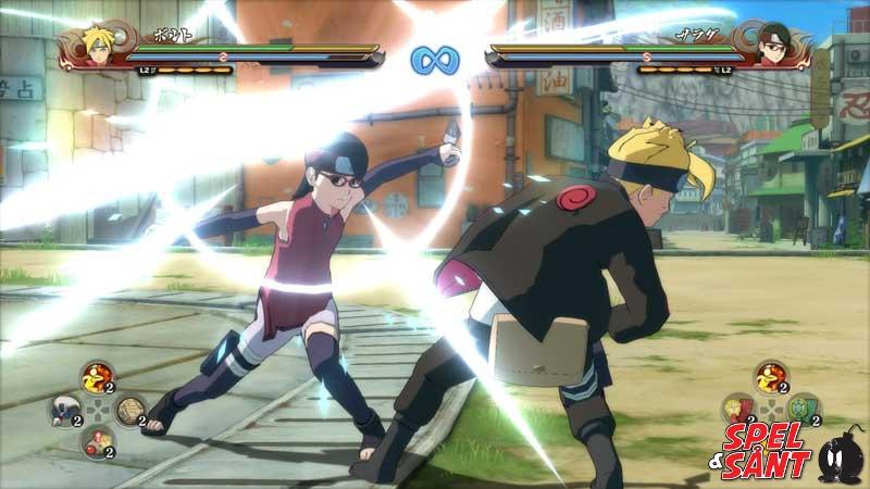 Spel Dating Naruto